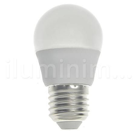 Lâmpada LED Bolinha 5w Branco Frio | Inmetro
