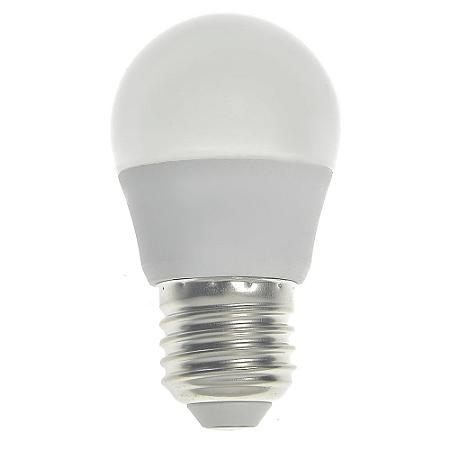 Lâmpada LED Bolinha 5w Branco Quente   Inmetro