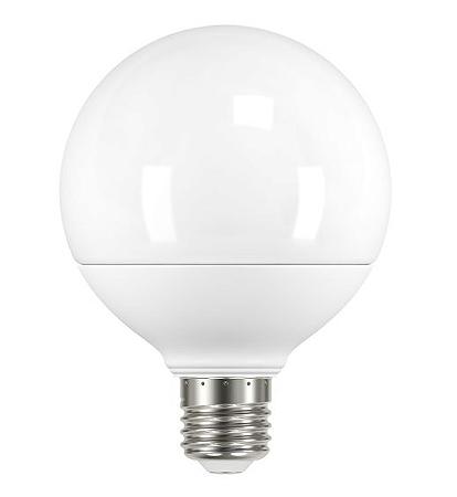 Lampada LED Globo Balloon Vidro G95 9W 6000K Bivolt   Inmetro