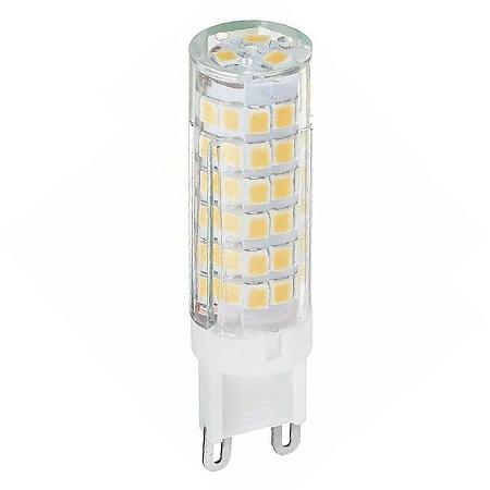 Lâmpada LED Halopin G9 7w Branco Quente   Inmetro