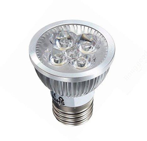 Lâmpada LED Par20 5W E27 Bivolt Branco Frio| Inmetro