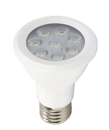 Lâmpada LED Par20 8W E27 Bivolt Branco Quente| Inmetro