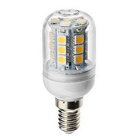 Lâmpada LED Para Geladeira 3w Branco Quente | Inmetro