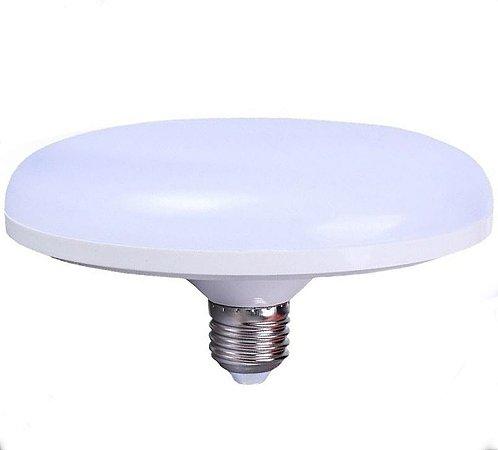 Lâmpada LED Prato 24W Bivolt Branco Neutro | Inmetro