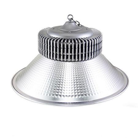 Luminária Industrial LED High Bay Light 200W Branco Frio