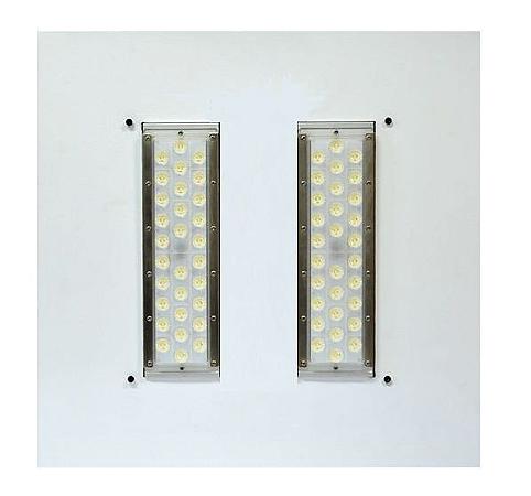 Luminária LED Posto de Gasolina 100W