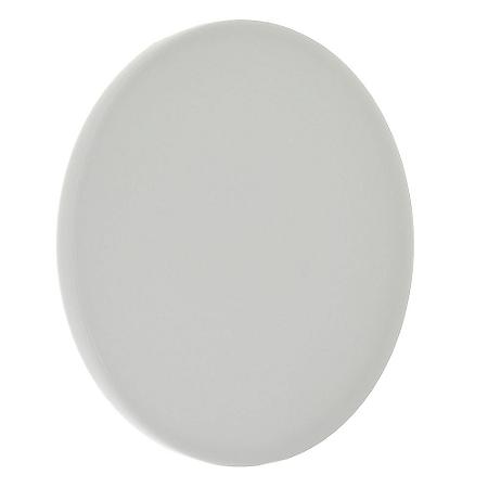 Luminária Plafon LED 36W Embutir Redonda Branco Frio Borda Infinita
