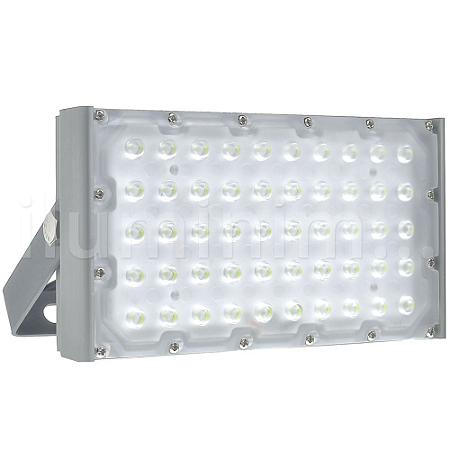 Refletor LED Industrial Modular 50w Performance PRO Rosa - IP68