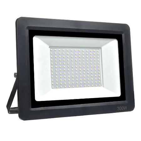 Refletor MicroLED SMD Ultra Thin 300W Branco Frio