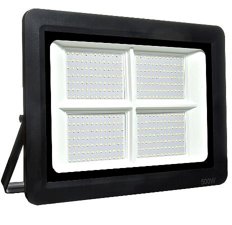 Refletor MicroLED SMD Ultra Thin 500W Branco Frio