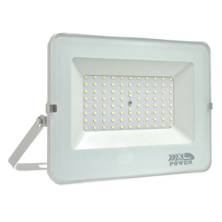Refletor MicroLED Ultra Thin 100W Branco Frio White Type