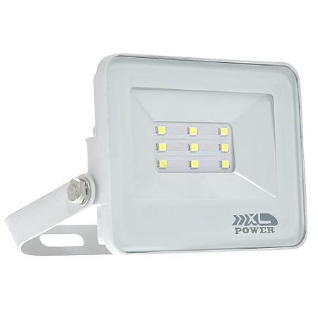 Refletor MicroLED Ultra Thin 10W Branco Frio White Type