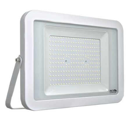 Refletor MicroLED Ultra Thin 200W Branco Frio White Type