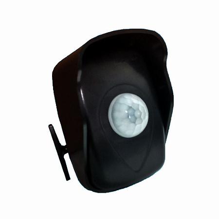 Sensor de Presença para Lâmpada LED com Fotocélula de Sobrepor 180º