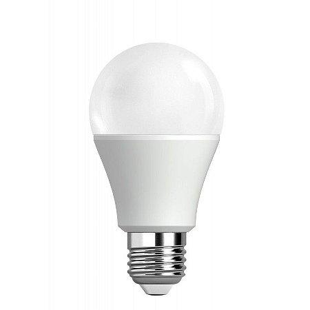 Lampada Led 9w Bulbo A60 Bivolt Branca - Amarela