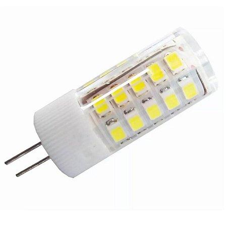 Lampada LED G4 5w Bipino Branco Quente   Inmetro