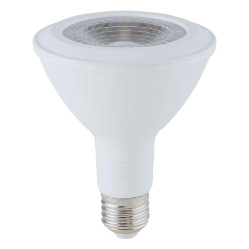 Lâmpada LED Par30 9,8W E27 Bivolt Branco Neutro   Inmetro
