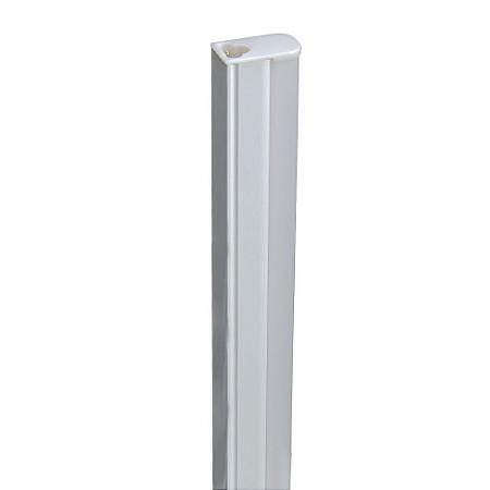 Lampada LED Tubular T5 18w - 1,20m c/ Calha - Branco Quente | Inmetro