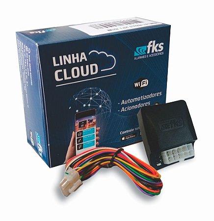 Módulo Wifi para/controle de alarme e cerca AW100 -FKS