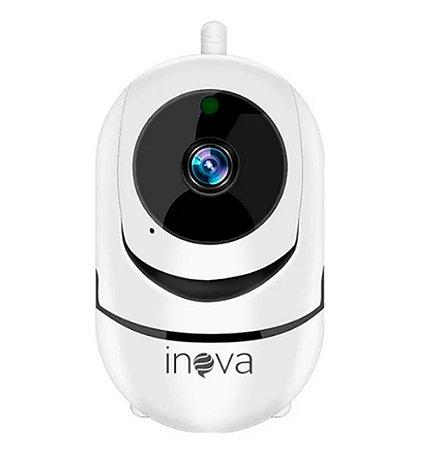 Câmera IP Robô wifi 1mp Infra Auto treck - Inova