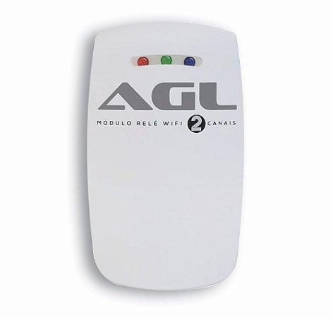 Relé Wifi 2 Canais - AGL