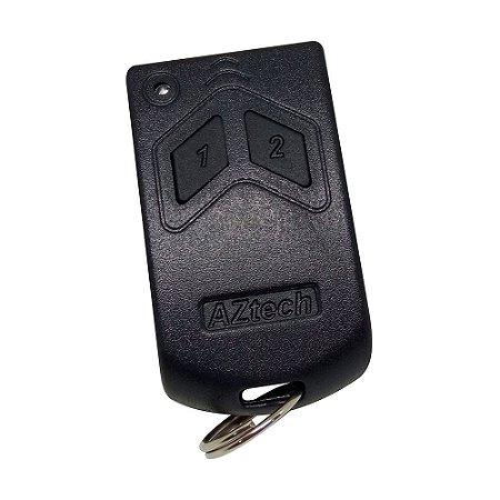 Controle Remoto para garagem 299mhz c/pilha - Aztech
