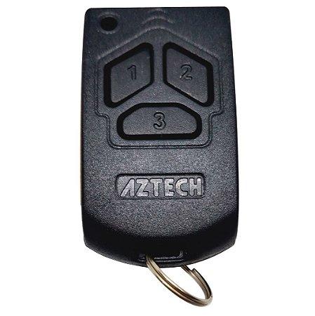 Controle Remoto para garagem 433mhz c/pilha - Aztech