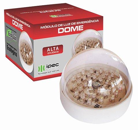 Módulo de luz de Emergência Dome - IPEC