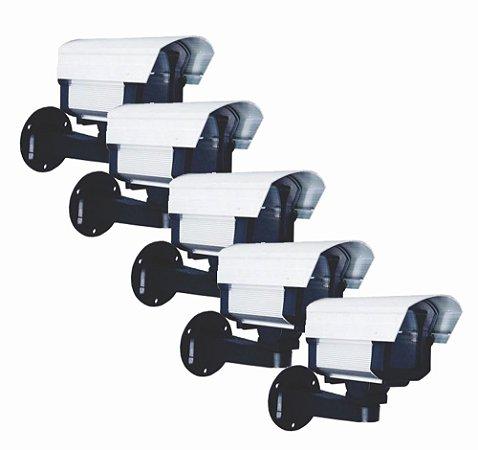 Protetor de Câmera Baby Alumínio Anodizado kit c/5