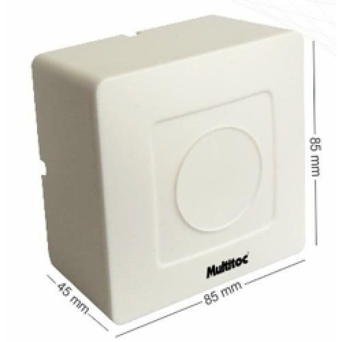 Caixa de Sobrepor para CFTV balum - Multicoc