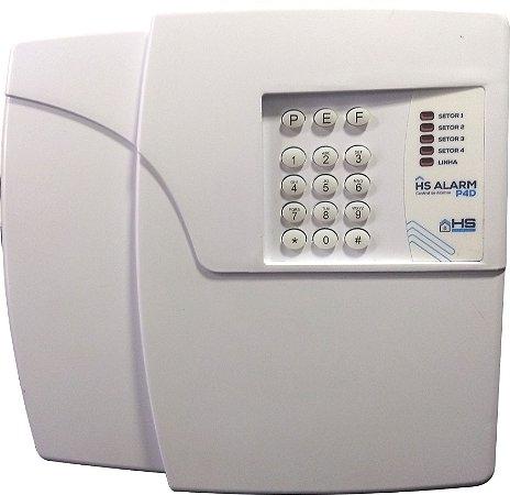 Central de alarme HSP4D c/disc - SMD