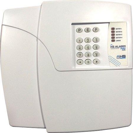 Central de alarme HSP4 Plus c-disc - SMD