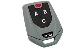 Controle Remoto Duplicador 433 CR 941 ABC - FKS