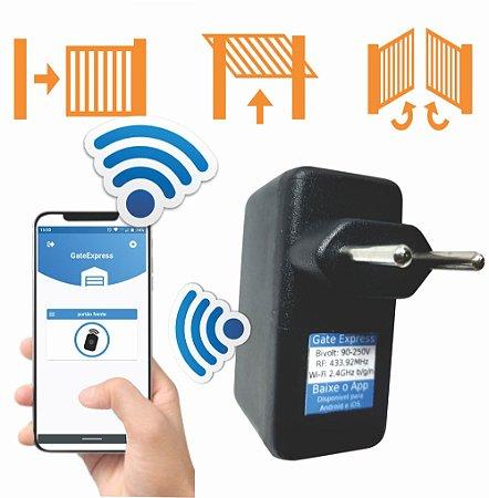 Gate Express - Abertura De Portão Pela Internet Pelo Celular