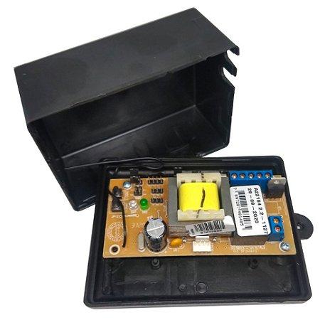 Placa Central Eletrônica Facile POP 433MHZ com caixa - Celtron