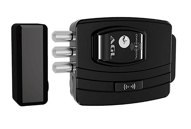 Fechadura Eletrônica Ultra Magic Card Wifi - AGL