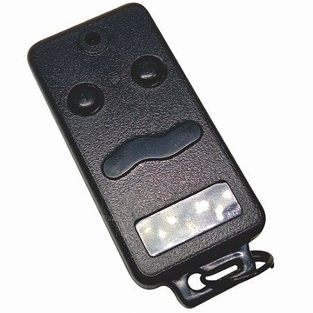 kit 05 Controle remoto 299mhz com pilha tipo compatec