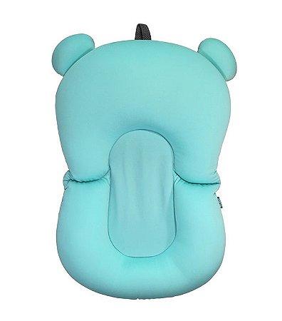 Almofada Banho para Bebê Azul - Buba Baby