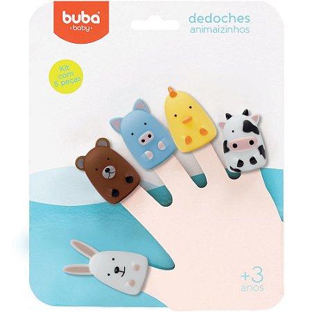 Dedoches Animaizinhos - Buba Baby