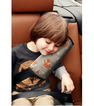 Travesseiro Protetor De Cinto De Segurança  - Multikids Baby