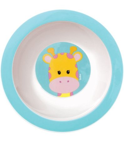 PRATO BOWL ANIMAL FUN GIRAFA– Buba