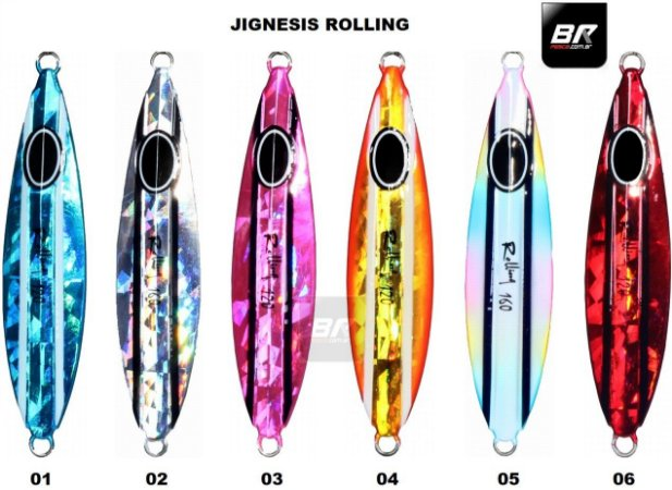 JIG JIGNESIS Rolling 160g