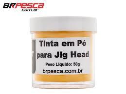 Tinta BRPESCA para JIGHEAD