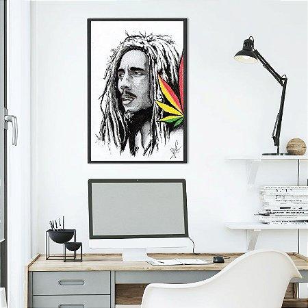 Bob Marley - Pôster