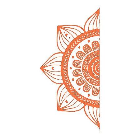 Mandala II - 35 x 70 cm /