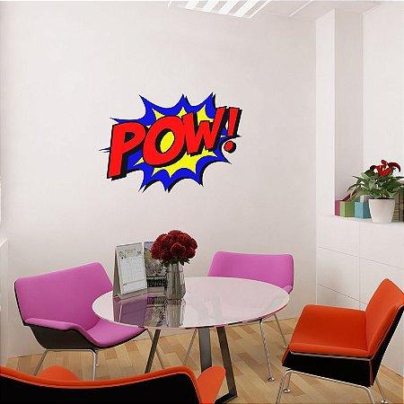 Pow! - Adesivo Decorativo 45 x 36 cm