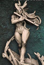 Nihae - Guarda-Matas Arverianos - Miniatura Artisan Guild