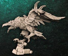 Garras da Sombra - Guilda dos Ladrões - Miniatura Artisan Guild
