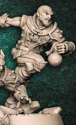 """Adepto """"B"""" - Guilda dos Ladrões - Miniatura Artisan Guild"""