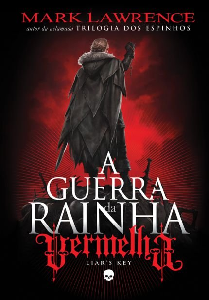 LIVRO - THE LIAR'S KEY - GUERRA DA RAINHA VERMELHA Vol 2 - Ed. DARKSIDE - CAPA DURA